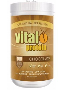 VITAL PROTEIN Pea Protein Isolate (Chocolate) 500g