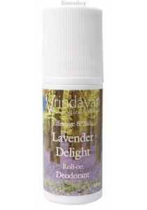 VRINDAVAN Roll-on Deodorant (Lavender Delight)
