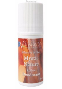 VRINDAVAN Roll-on Deodorant (Mystic Nature)