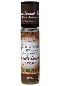 VRINDAVAN Perfume Oil (Sandalwood Serene)