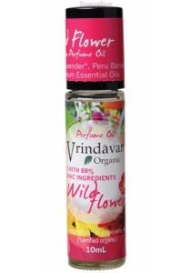 VRINDAVAN Perfume Oil (Wildflower)