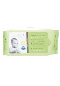 WOTNOT Baby Wipes 100% Biodegradable