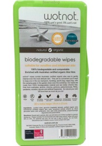 WOTNOT Wipes Travel Wipes (With Travel Case)