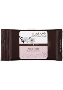 WOTNOT Facial Wipes (Dry + Sensitive Skin) 5 Wipes