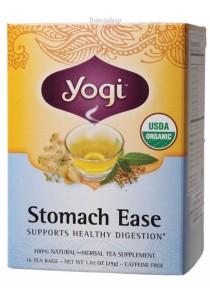 YOGI TEA Herbal Tea Bags (Stomach Ease)