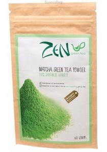 ZEN GREEN TEA Matcha Green Tea Powder 100% Japanese Harvest