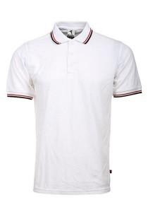Cotton Polo T Shirt BSH SS 05 (White)
