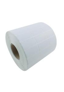 Barcode Blank Sticker Label 32mm x 15mm, 10000 Pcs / Roll