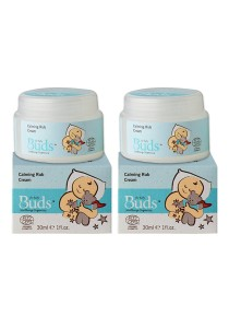 [Best Buy for 2] Buds Soothing Organic: Calming Rub Cream 30ml