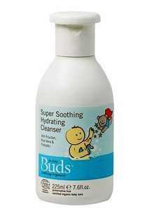 Buds Soothing Organic: Super Soothing Hydrating Cleanser 225ml
