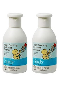 [Best Buy for 2] Buds Soothing Organic: Super Soothing Hydrating Cleanser 225m