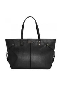 Mango Saffiano Effect Shopper Bag
