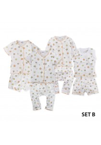 FIFFY Fox Infant Suit Value Bundle (4 in 1) - Set B