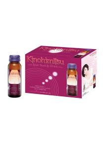 Kinohimitsu BustUp Drink (50ml x 12 ) + Free 4 BustUp