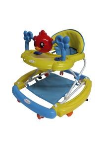 Sweet Heart Paris BW948 Baby Walker (Blue)
