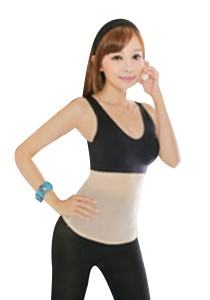 Breathable Waist Shaper (Beige)