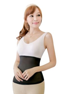Breathable Waist Shaper (Black)