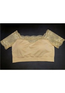Designer Lace Padded Top