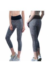 Three Quarter Sport Yoga Pants