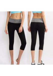 AB Sport Yoga Pants Grey