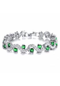 EU Style Bracelet (Green)