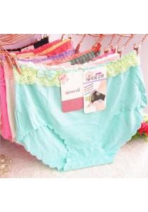 Set of 5pcs Lace Modal Pantsies
