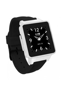 Burg 16 Smart Watch Phone with Sim Card - Black