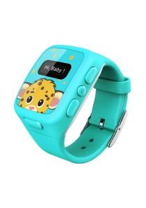 Wherecom KidFit Phone Watch Tracker - Blue