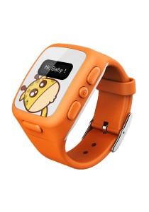Wherecom KidFit Phone Watch Tracker - Orange