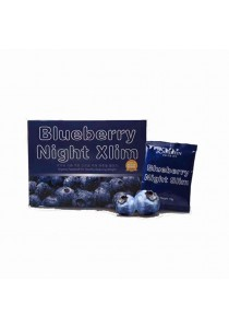 Camerlyn Blueberry Night Slim 4 Boxes with 1 Shaker