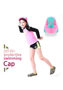 Avalon UV Protective Water Swimming Cap (Mint)
