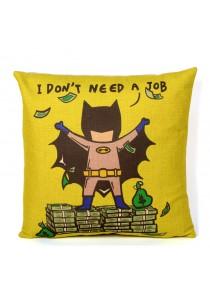 The Avengers Cushion Cover- Batman