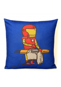 The Avengers Cushion Cover- Iron Man