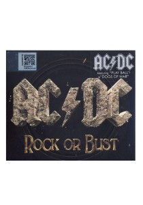CD AC/DC Rock Or Bust