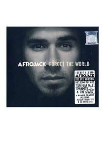 CD Afrojack Forget The World
