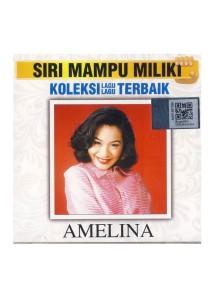 CD Amelina Siri Mampu Miliki Koleksi Lagu-Lagu Terbaik