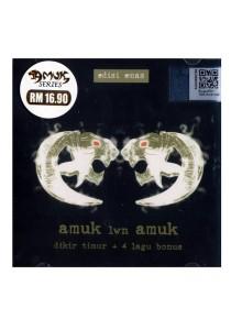 CD Amuk Edisi Emas Amuk Lwn Amuk Dikir Timur + 4 Lagu Bonus