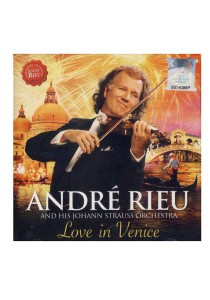 CD Andre Riew Love In Venice