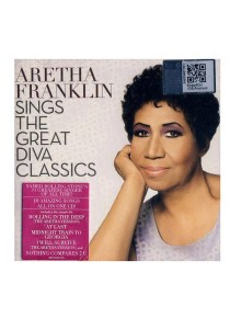 CD Aretha Franklin Sings The Great Diva Classics