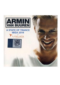 CD Armin Van Buuren A State Of Trance Ibiza 2014