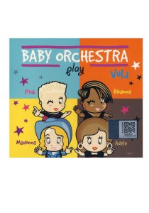 CD Baby Orchestra Play Vol 1