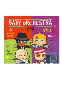 CD Baby Orchestra Play Vol 3