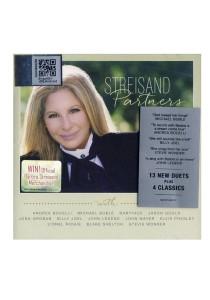 CD Barbra Streisand Partners