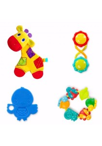 BRIGHT STARTS Teething Fun Gift Set - BB