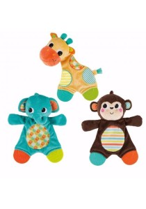 BRIGHT STARTS Snuggle & Teether (International - Assorted)