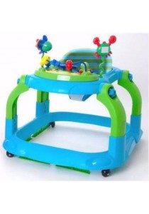 Little Bean Baby Walker (Blue)