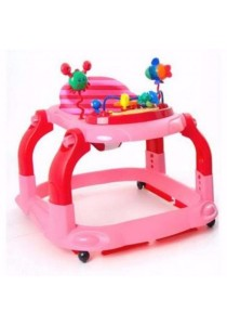 Little Bean Baby Walker (Pink)
