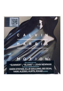 CD Calvin Harris Motion