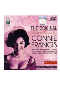 CD Connie Francis The Original Remastered
