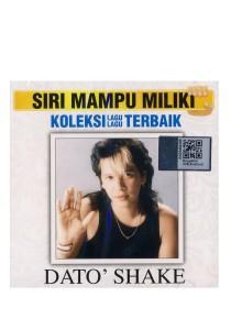 CD Dato' Shake Siri Mampu Miliki Koleksi Lagu-Lagu Terbaik
